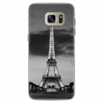 Plastové pouzdro iSaprio - Midnight in Paris - Samsung Galaxy S7 Edge