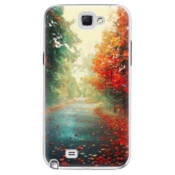 Plastové pouzdro iSaprio - Autumn 03 - Samsung Galaxy Note 2