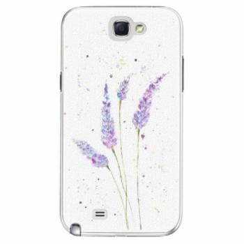 Plastové pouzdro iSaprio - Lavender - Samsung Galaxy Note 2