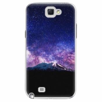 Plastové pouzdro iSaprio - Milky Way - Samsung Galaxy Note 2