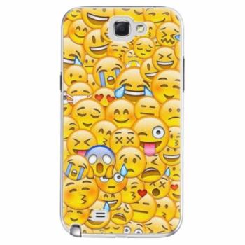 Plastové pouzdro iSaprio - Emoji - Samsung Galaxy Note 2