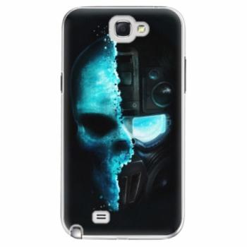 Plastové pouzdro iSaprio - Roboskull - Samsung Galaxy Note 2