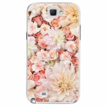 Plastové pouzdro iSaprio - Flower Pattern 06 - Samsung Galaxy Note 2