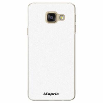 Plastové pouzdro iSaprio - 4Pure - bílý - Samsung Galaxy A3 2016