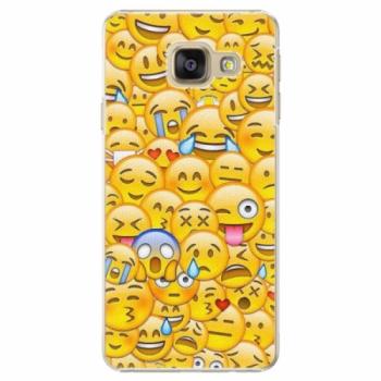 Plastové pouzdro iSaprio - Emoji - Samsung Galaxy A3 2016