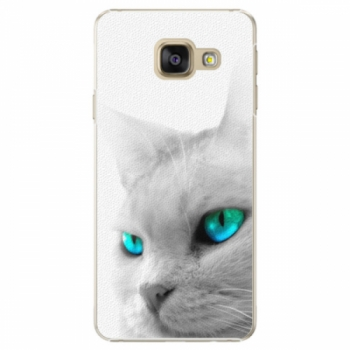 Plastové pouzdro iSaprio - Cats Eyes - Samsung Galaxy A3 2016