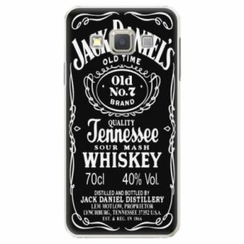 Plastové pouzdro iSaprio - Jack Daniels - Samsung Galaxy A7