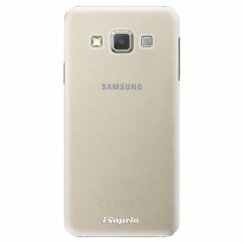 Plastové pouzdro iSaprio - 4Pure - mléčný bez potisku - Samsung Galaxy A7
