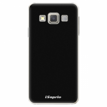 Plastové pouzdro iSaprio - 4Pure - černý - Samsung Galaxy A7