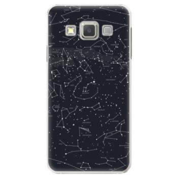 Plastové pouzdro iSaprio - Night Sky 01 - Samsung Galaxy A7