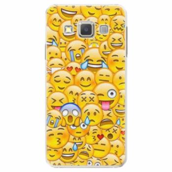 Plastové pouzdro iSaprio - Emoji - Samsung Galaxy A7