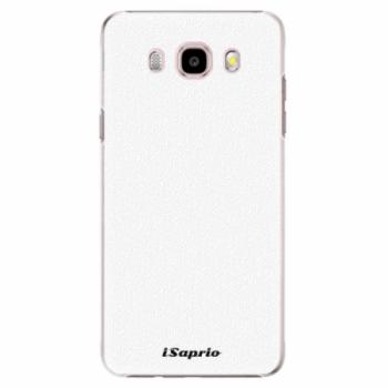 Plastové pouzdro iSaprio - 4Pure - bílý - Samsung Galaxy J5 2016