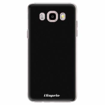 Plastové pouzdro iSaprio - 4Pure - černý - Samsung Galaxy J5 2016