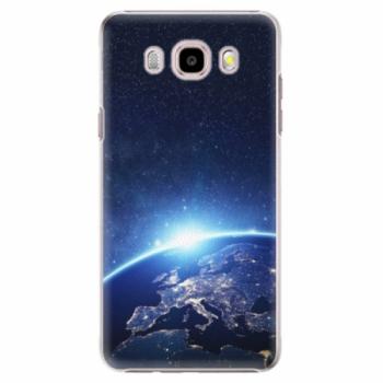 Plastové pouzdro iSaprio - Earth at Night - Samsung Galaxy J5 2016