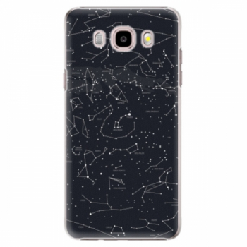 Plastové pouzdro iSaprio - Night Sky 01 - Samsung Galaxy J5 2016