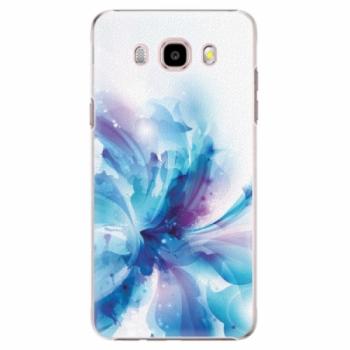 Plastové pouzdro iSaprio - Abstract Flower - Samsung Galaxy J5 2016