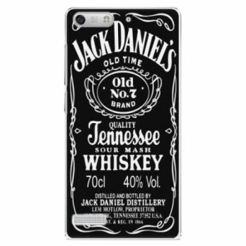 Plastové pouzdro iSaprio - Jack Daniels - Huawei Ascend G6
