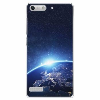 Plastové pouzdro iSaprio - Earth at Night - Huawei Ascend G6