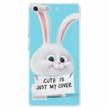 Plastové pouzdro iSaprio - My Cover - Huawei Ascend G6
