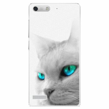 Plastové pouzdro iSaprio - Cats Eyes - Huawei Ascend G6