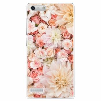 Plastové pouzdro iSaprio - Flower Pattern 06 - Huawei Ascend G6