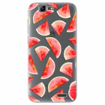 Plastové pouzdro iSaprio - Melon Pattern 02 - Huawei Ascend G7