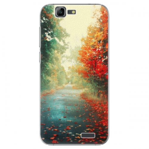 Plastové pouzdro iSaprio - Autumn 03 - Huawei Ascend G7