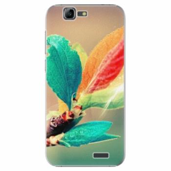 Plastové pouzdro iSaprio - Autumn 02 - Huawei Ascend G7