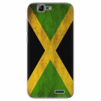 Plastové pouzdro iSaprio - Flag of Jamaica - Huawei Ascend G7