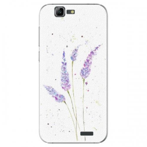 Plastové pouzdro iSaprio - Lavender - Huawei Ascend G7