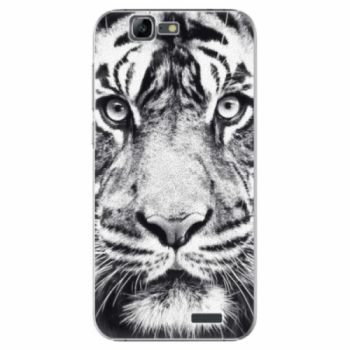 Plastové pouzdro iSaprio - Tiger Face - Huawei Ascend G7