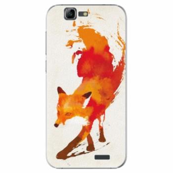 Plastové pouzdro iSaprio - Fast Fox - Huawei Ascend G7
