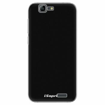 Plastové pouzdro iSaprio - 4Pure - černý - Huawei Ascend G7