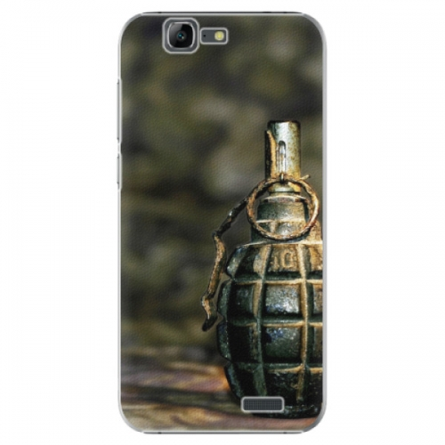 Plastové pouzdro iSaprio - Grenade - Huawei Ascend G7