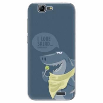 Plastové pouzdro iSaprio - Love Salad - Huawei Ascend G7