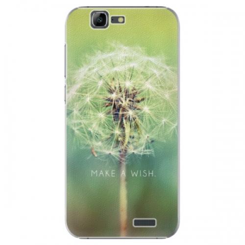 Plastové pouzdro iSaprio - Wish - Huawei Ascend G7