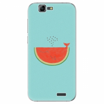 Plastové pouzdro iSaprio - Melon - Huawei Ascend G7