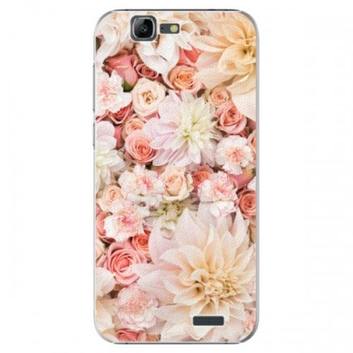 Plastové pouzdro iSaprio - Flower Pattern 06 - Huawei Ascend G7