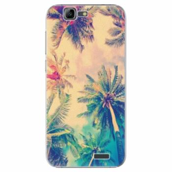 Plastové pouzdro iSaprio - Palm Beach - Huawei Ascend G7