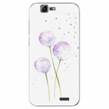 Plastové pouzdro iSaprio - Dandelion - Huawei Ascend G7