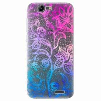 Plastové pouzdro iSaprio - Color Lace - Huawei Ascend G7