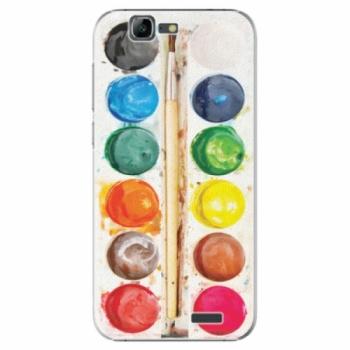 Plastové pouzdro iSaprio - Watercolors - Huawei Ascend G7