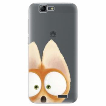 Plastové pouzdro iSaprio - Fox 02 - Huawei Ascend G7