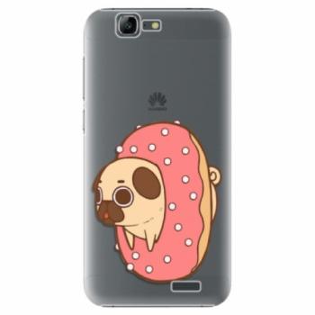 Plastové pouzdro iSaprio - Dog 04 - Huawei Ascend G7