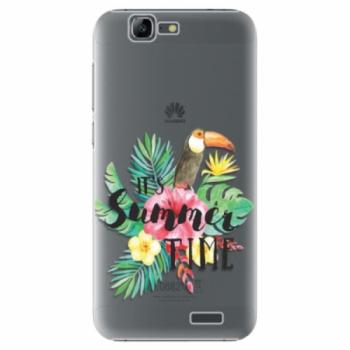 Plastové pouzdro iSaprio - Summer Time - Huawei Ascend G7