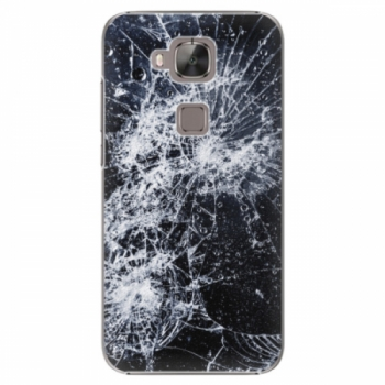 Plastové pouzdro iSaprio - Cracked - Huawei Ascend G8