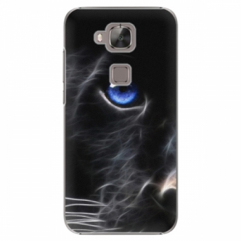 Plastové pouzdro iSaprio - Black Puma - Huawei Ascend G8