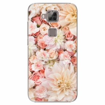 Plastové pouzdro iSaprio - Flower Pattern 06 - Huawei Ascend G8