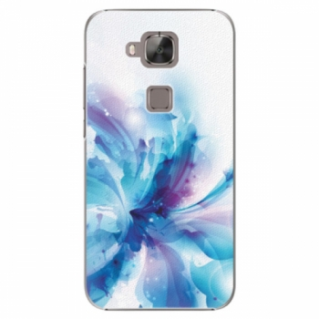 Plastové pouzdro iSaprio - Abstract Flower - Huawei Ascend G8