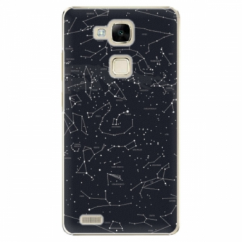 Plastové pouzdro iSaprio - Night Sky 01 - Huawei Mate7